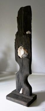 10_Feuerstein in Holz